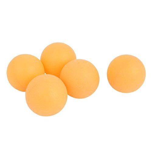 Diamètre Sport Tennis Pcs Ping 5 40mm orange Pong Balls Table OAaqZqRS