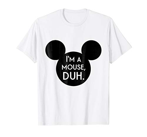 I'm A Mouse Duh Shirt ()