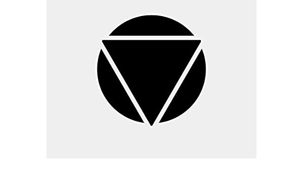 Amazon com: YWS Vinyl Sticker Decal - Arc Reactor Iron Man