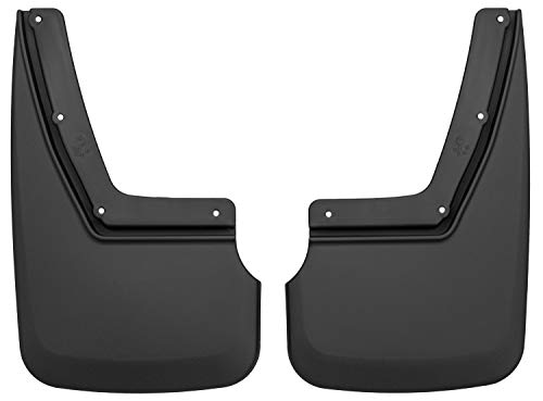 (Husky Liners Rear Mud Guards Fits 15-19 Suburban)