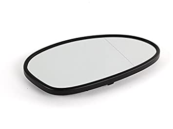 BMW E46 3 Series Compact Heated Wing Door Mirror Glass Wide Angle Left Right OEM