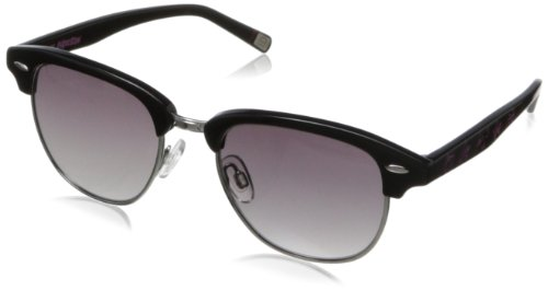 One Direction Girls Adventure Square Sunglasses,Black,50 - One Direction Glasses