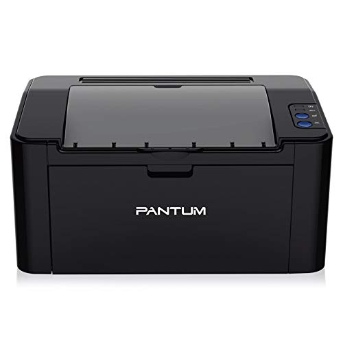 Pantum P2500W 1200 x 1200 DPI A4 WLAN-Laser-Drucker (Laser, 1200 x 1200 DPI, A4, 150 Blatt, 22 Seiten/Minute, Schwarz)