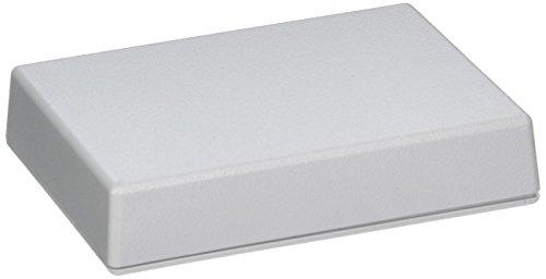 Serpac 031 ABS Plastic Enclosure 4 3 8 Length x 3 1 4 Width x 0.9 Height Black