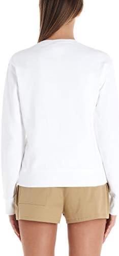 Dsquared2 Mode De Femme S72GU0259S25305100 Blanc Coton Sweatshirt   Printemps-été 20