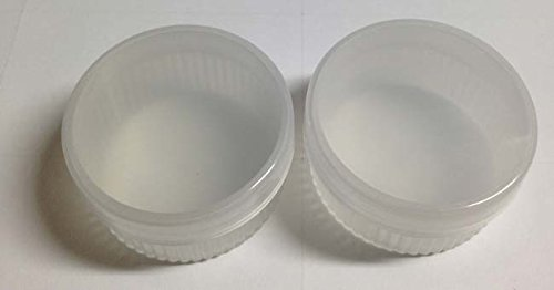 4c7abfb2bbd6 Two Plastic Travel Jars Airline Security Approved