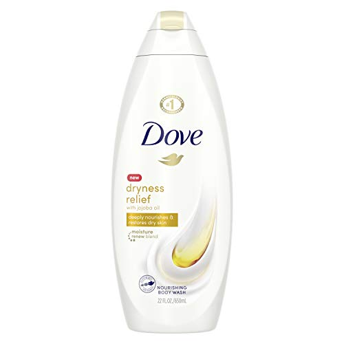 Dove Body Wash Dry