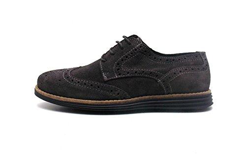 MARA homme EU 43 à Taille Gris de lacets ville pour Chaussures Gris rRfxqSAwrn