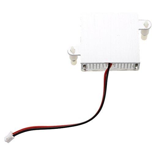 TOOGOO(R) 40mm 2 Pin Video Graphics VGA Card GPU Cooler Cooling Fan Heatsink by TOOGOO(R) (Image #1)