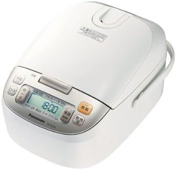 パナソニック IHジャー炊飯器 5.5合 ホワイト SR-HD103-W