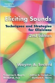 Books : Eliciting Sounds 2nd (second) edition Text Only