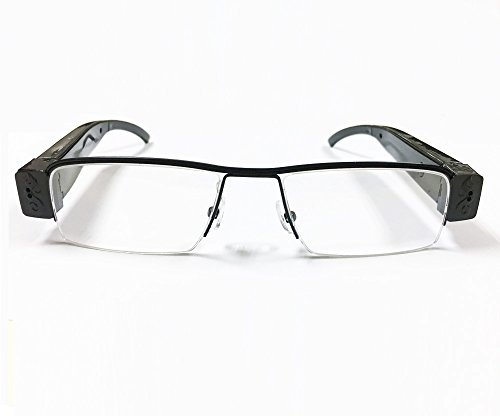 Camera Eyeglasses Hidden Security Portable product image