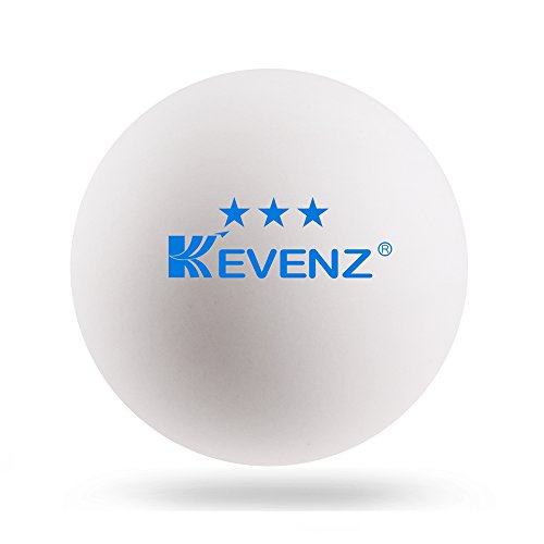 100 pack kevenz 3 star 40mm table tennis balls white for 100 table tennis balls