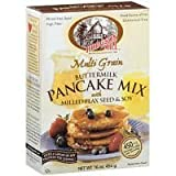 Hodgson Mills, Mix, Pancake, Buttermilk, Multitgrair, Pack of 8, Size - 16 OZ, Quantity - 1 Case