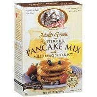 Hodgson Mills, Mix, Pancake, Buttermilk, Multitgrair, Pack of 8, Size - 16 OZ, Quantity - 1 Case