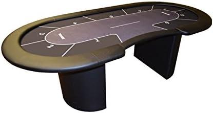 TDPOKER Mesa Cash Las Vegas XXL Poker Table: Amazon.es: Juguetes y ...
