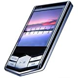 New EvoDigitals 8GB Tiny Slim MP3 MP4 Player With Photo Viewer, Voice Recorder, Fm Radio And 1 Year Warranty
