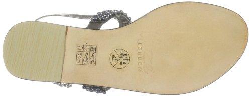 Unze Evening Sandals L18301W - Sandalias para mujer Rosa