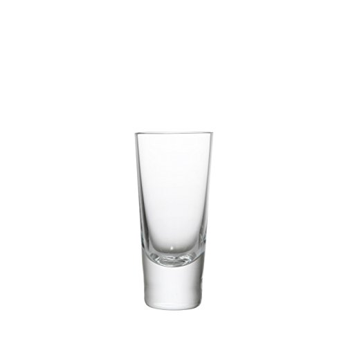 Schott Zwiesel Tritan Crystal Glass Tossa Barware Collection Shot Glass, 2.7-Ounce, Set of - Glass Set Shot Crystal