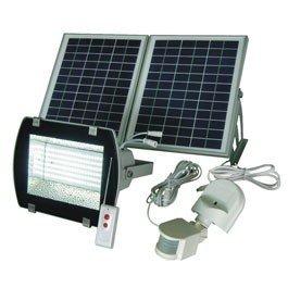Solar Goes Green High Powered LED Solar Flood Light