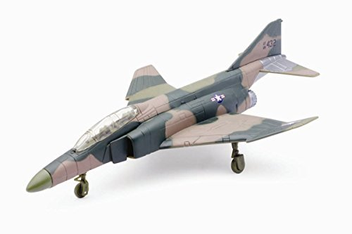 (F-4 Phantom Model Kit 1:72 Scale (Assembly Required) by Sky Pilot)