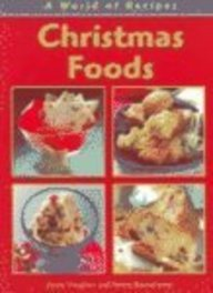 Christmas Foods (World of Recipes) pdf epub