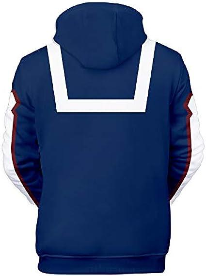 Amazon.com: Sudadera con capucha de Halloween Quantum ...