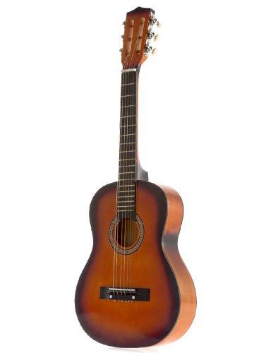Sunburst Star - Star Kids Acoustic Toy Guitar 31 Inches Color Sunburst, CG5126-SB