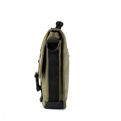 Koola's Bag - Bolso al hombro para hombre, verde (Verde) - 1BB000004BXE000000 verde