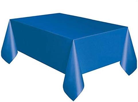 YHLVE Mantel de plástico Grande Rectangular para Mesa de Princesa ...