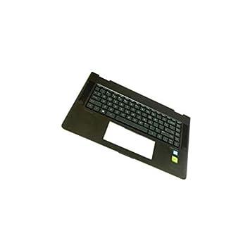 HP 912995-031 Carcasa inferior con teclado refacción para ...