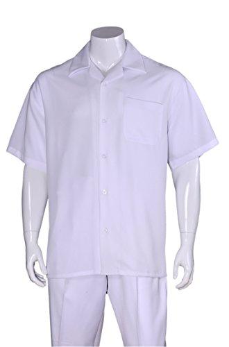 Fortino Landi Plain Walking Suits (Mens Leisure Suit)