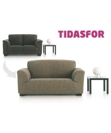 10XDIEZ Funda Sofa 2 PLAZAS TIDASFOR IKEA - Color - Ante ...