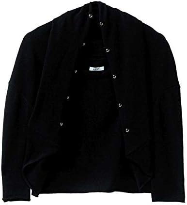 LIUJO Camisa Negra para Niña 12 años (152cm), Negra: Amazon.es: Ropa y accesorios