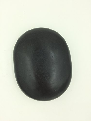 Zabrina 4 Pcs Personal Large Massage Stone Set Basalt Hot Rocks Stones, 2.75 In* 3.54 In