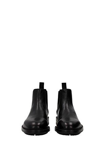 Nero Dolce A60098A8L18 Pelle amp;Gabbana EU Uomo Stivaletti wTTqYPxCBr