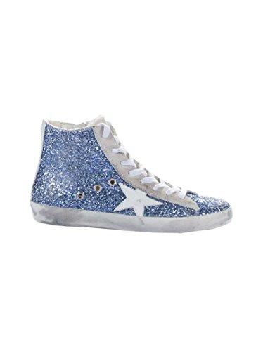 Blue Shoes Blue Gymnastics Women's 5 Goose Blue Golden ZwR4T6q6