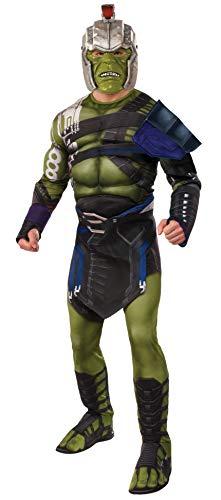 Incredible Hulk Halloween Costume Adults - Rubie's Thor: Ragnarok Adult Deluxe Warrior