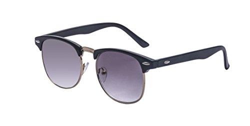 Kelens Progressive Lenses Nearsighted Myopia Sunglass UV Protection(Strength-1.5)