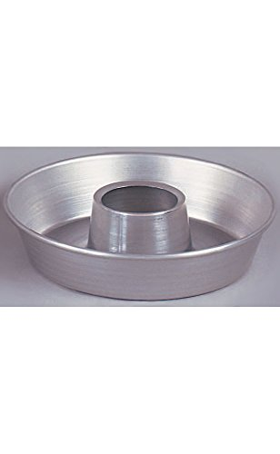 Tube Cake Pan 12 inch Top Inner Diameter x 2-3/4 inch High