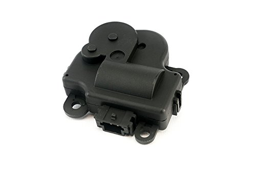 Vent Door Actuator (HVAC Air Door Actuator - Chevy Impala 2004-2013 - Replaces# 1573517, 1574122, 15844096, 22754988, 52409974, 604-108, 15-74122, 604108 - Heater Temperature Blend Door Actuator Chevy Impala 2011 & more)