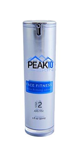 PEAK 10 SKIN - Face Fitness helix firming serum 1oz