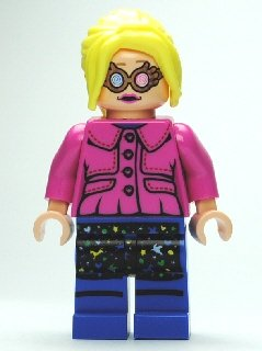 LUNA LOVEGOOD LEGO HARRY POTTER MINIFIGURE~