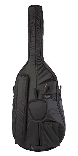 Mooradian Standard Double Bass Bag 3/4 Black