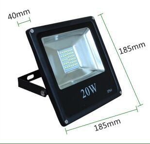 Cold White, 30W : Outdoor Flood Light LED 220V 230V 10W 20W 30W 50W 5730 SMD Waterproof Reflector Led Floodlight Spotlight advertisement lighting