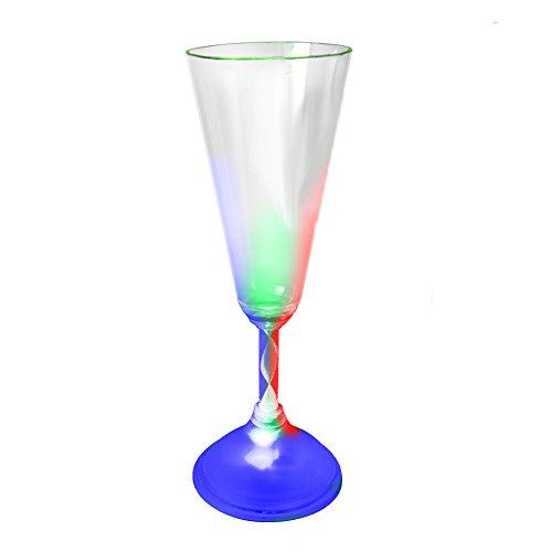 LED Champagne Flute - 7.5 oz]()
