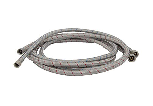 NEW STAR SPA COLD/HOT WATER HOSE FOR PEDICURE CHAIR BEAUTY SALON SPA