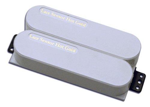Lace Sensor Hot Gold Dually Bridge pickup - black
