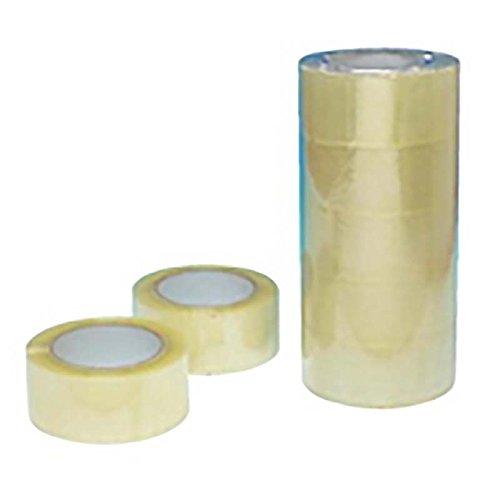 【100巻】 OPPテープ 48mm×100m 43ミクロン 梱包用 透明テープ シN直送 B06XSZGZ1T