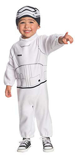 Rubie's Costume Boys Star Wars VII: The Force Awakens Stormtrooper Costume, Multicolor, 2T]()